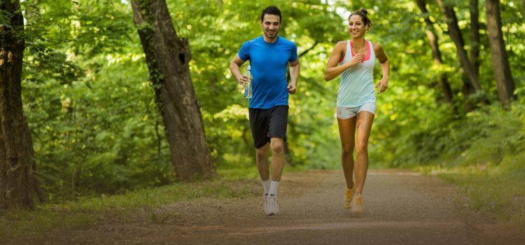 Узнайте, как правильно бегать