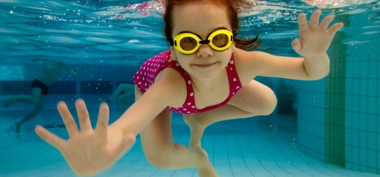 Детское плавание: больше здоровья и веселья