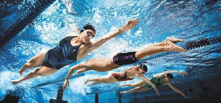 Плавание в компании: приходите и тренируйтесь вместе с нами!
